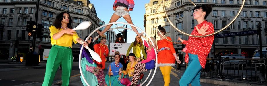 London High Street Fashion