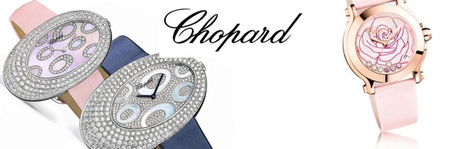 montres femmes Chopard