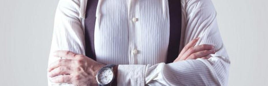 Les boutons de chemise pour les hommes