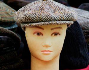 Un type de casquette