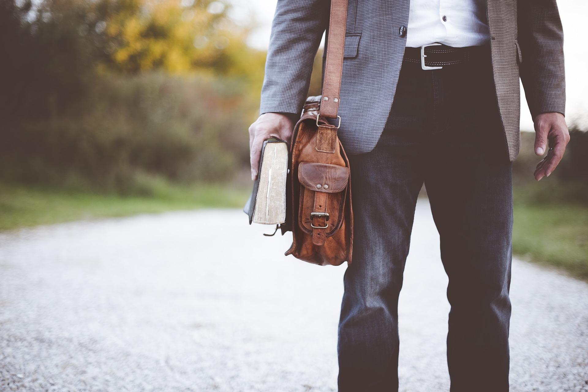 Un style de pantalon pour homme